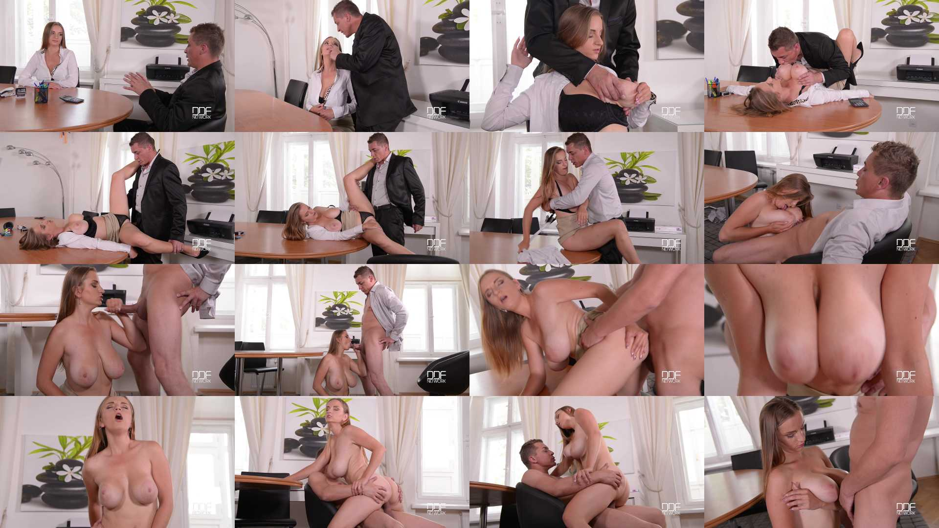 Suzie in Big Bang Fantasies - Busty Girl Next Door Gets Titty Fucked